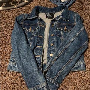 BDG Cropped denim jacket